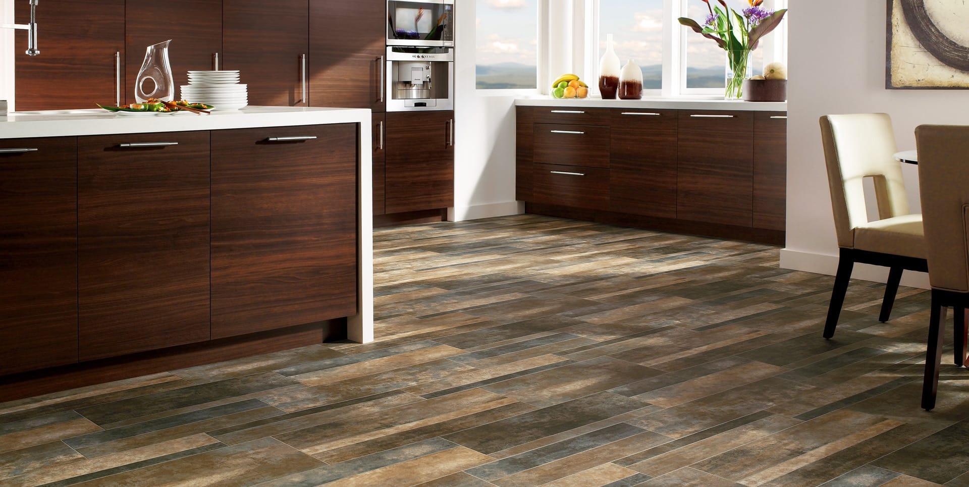 Kitchen Vinyl Flooring - Kingston Flooring