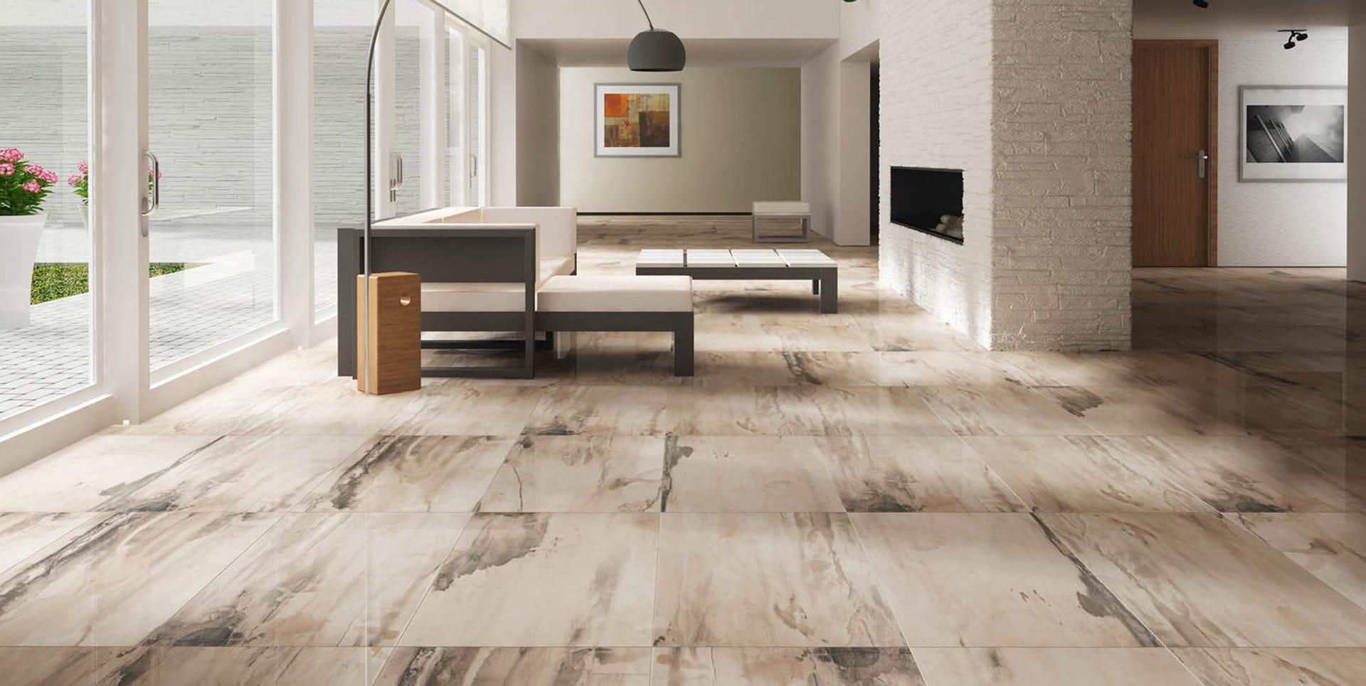 Gorgeous Floor Tiles - Kingston Flooring